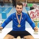 Thomas - Double vainqueur Hongrie 2015